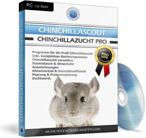 Chinchillascout - Chinchillazucht Software