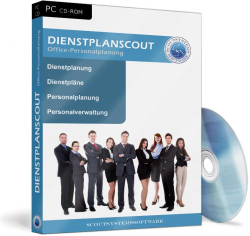 Dienstplanscout Office - Dienstplan Software