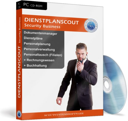 Dienstplanscout Security Business - Dienstplanung Software