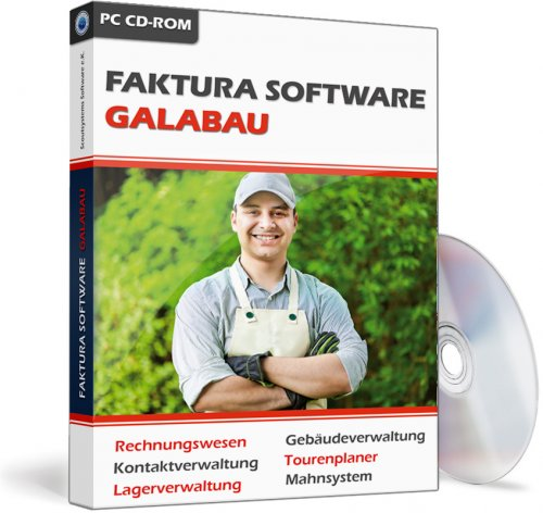 Faktura Software GaLaBau