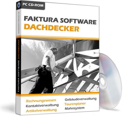 Faktura Software Dachdecker