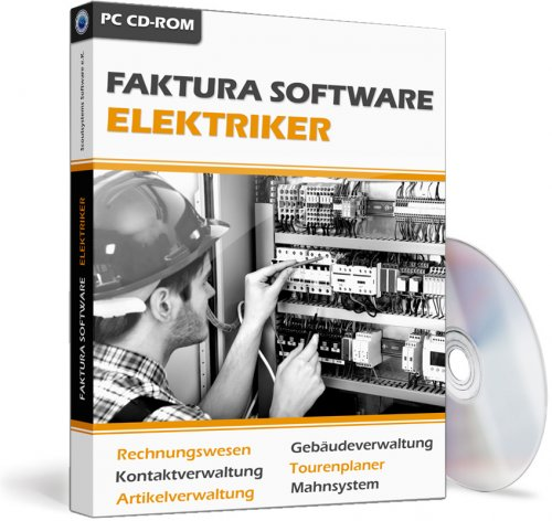 Faktura Software Elektriker