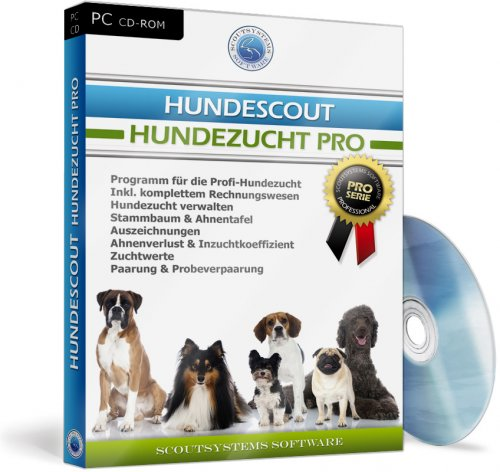 Hundescout - Hundezucht Software