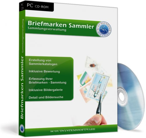 Briefmarken Sammler - Sammler Software