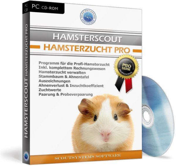 Hamsterscout - Hamsterzucht Software