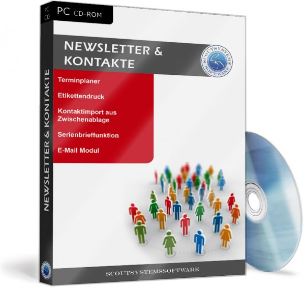 Newsletter & Kontakte Software