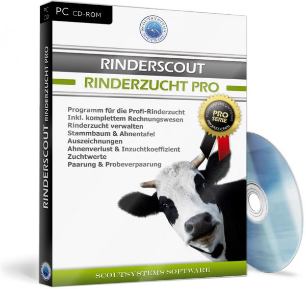 Rinderscout - Rinderzucht Software